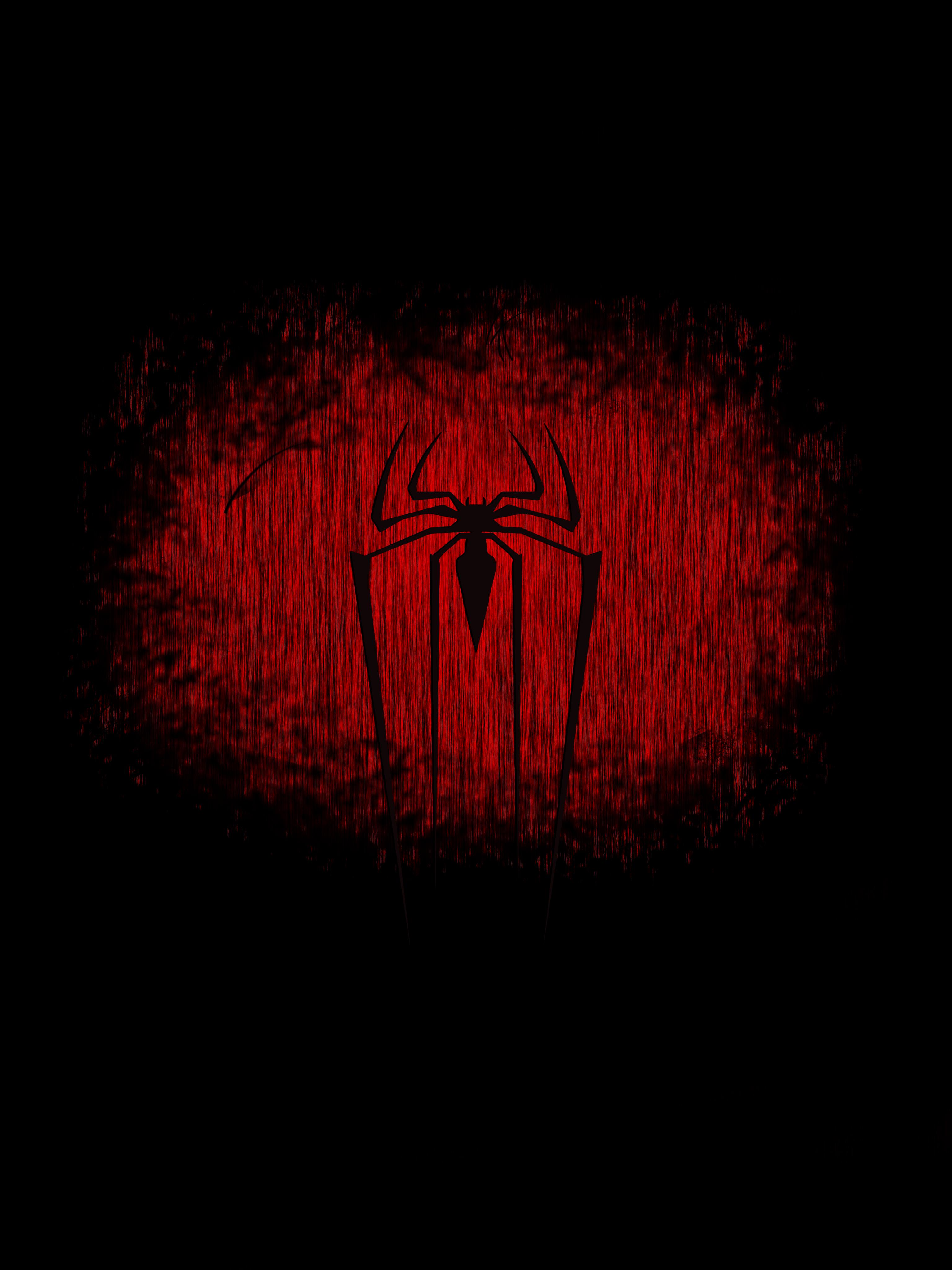 hd spiderman logo wallpaper wallpapersafari