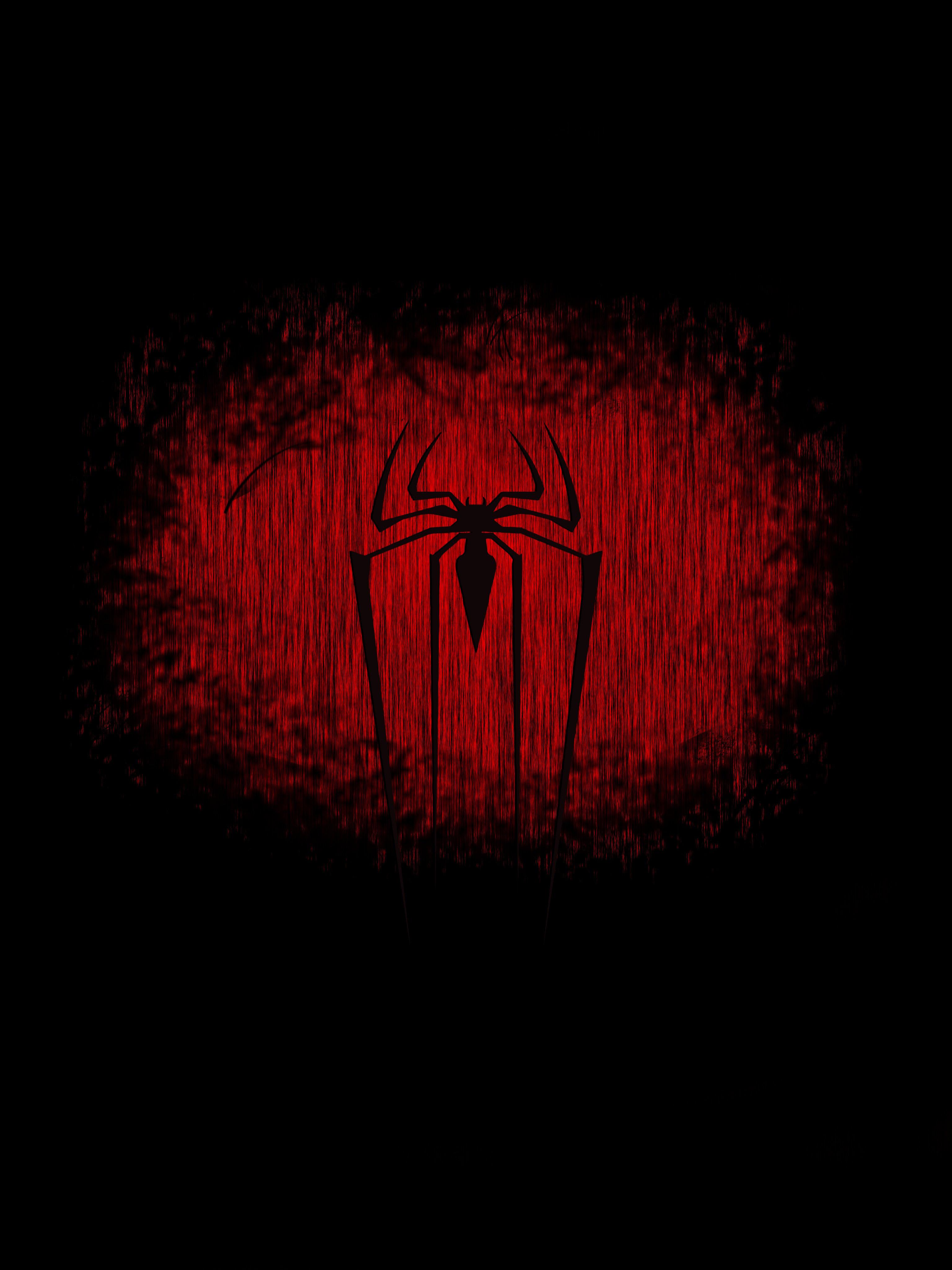 Amazing spider man logo wallpaper - photo#12