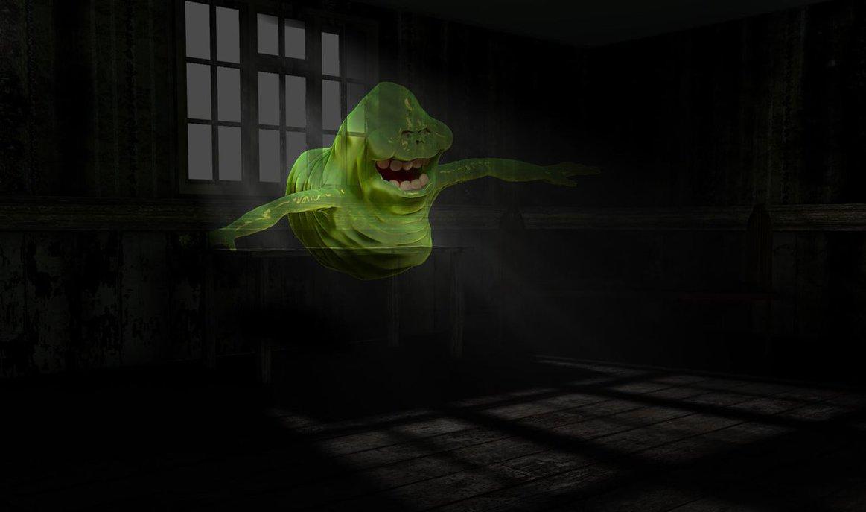 Slimer through the window by yankeetrex 1163x687