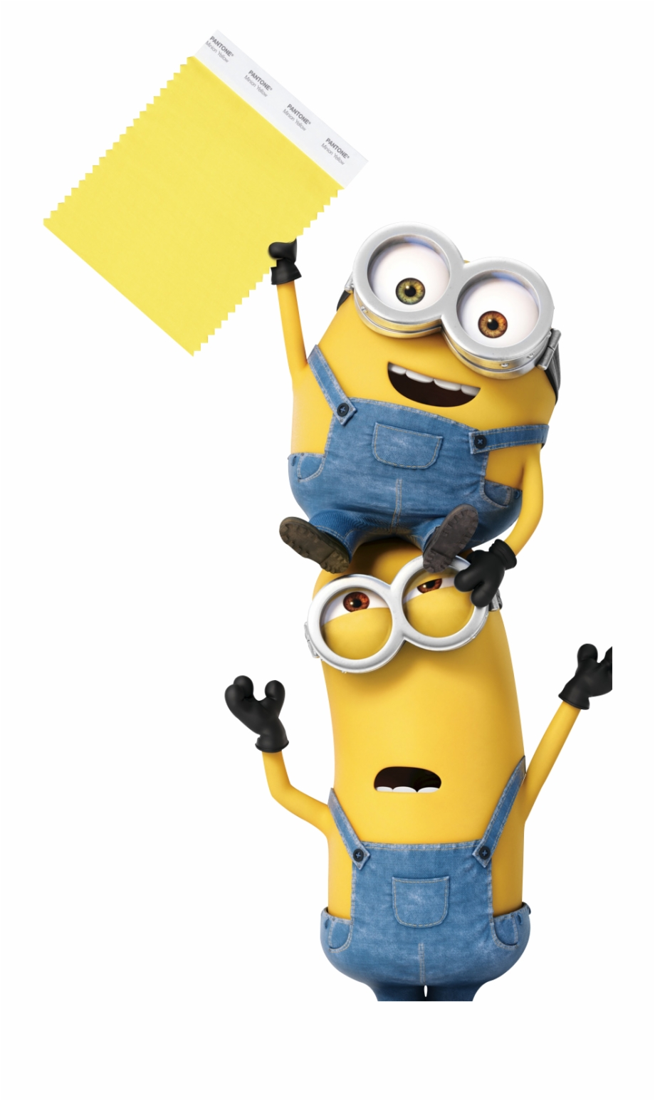 Minions Png   Transparent Background Minions Png   minion logo png 920x1546