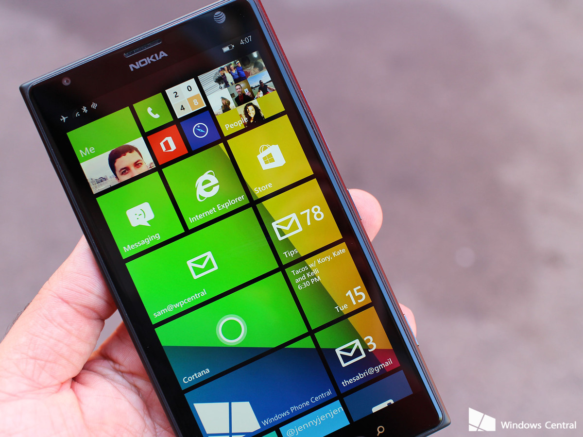 beautiful Start backgrounds for Windows Phone 81 Windows Central 1200x900