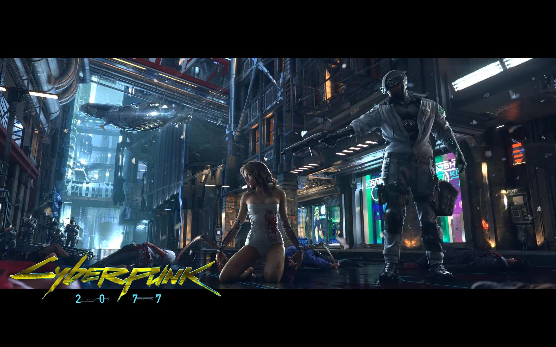 Cyberpunk 2077 Wallpaper by DarkangelUK on deviantART 1920x1200