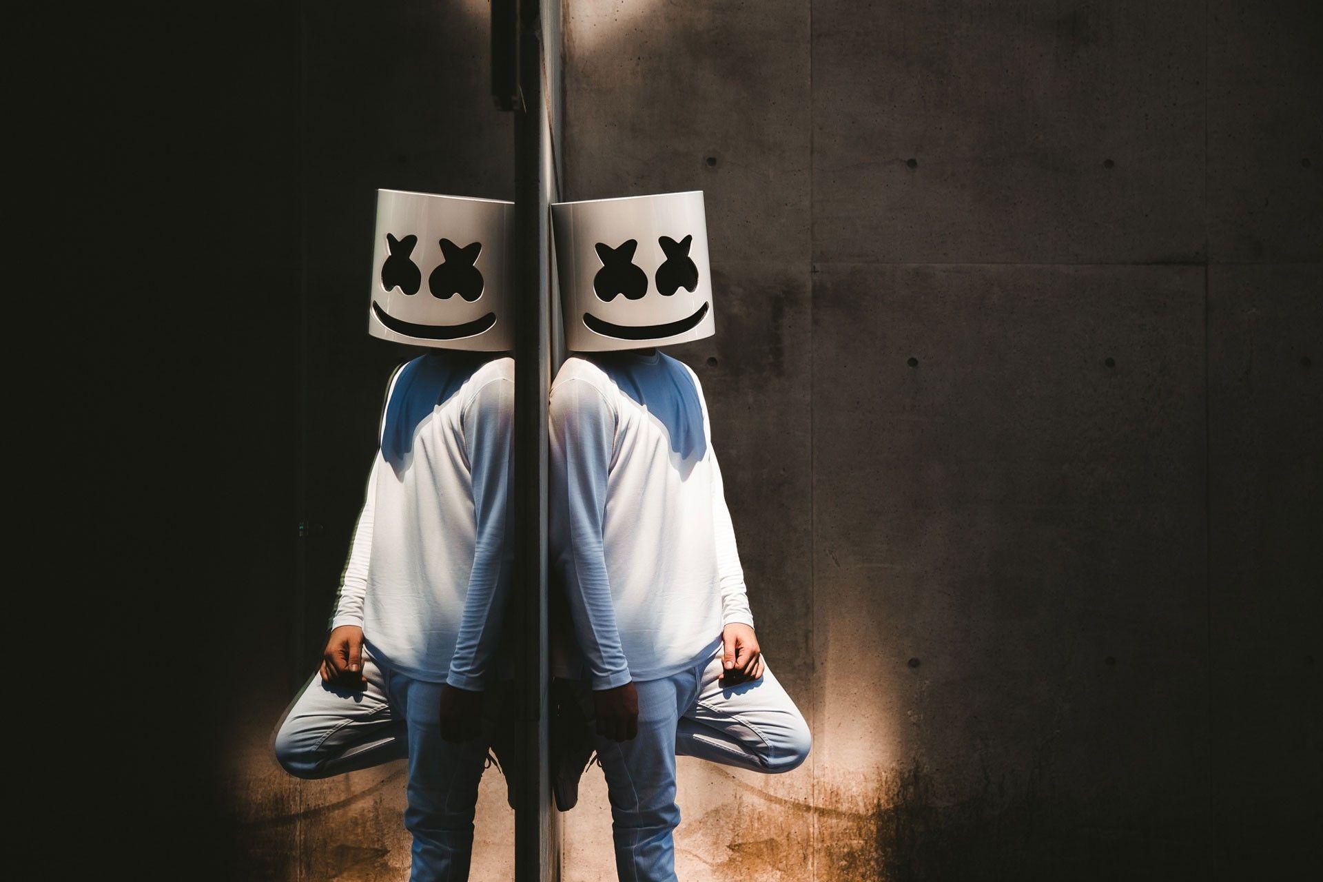 81 Marshmello Wallpapers Hd On Wallpapersafari