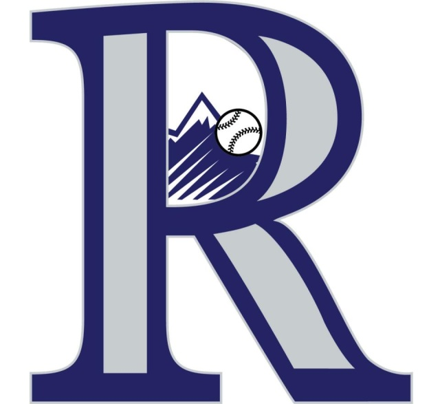 Colorado Rockies Logo 4K Wallpaper