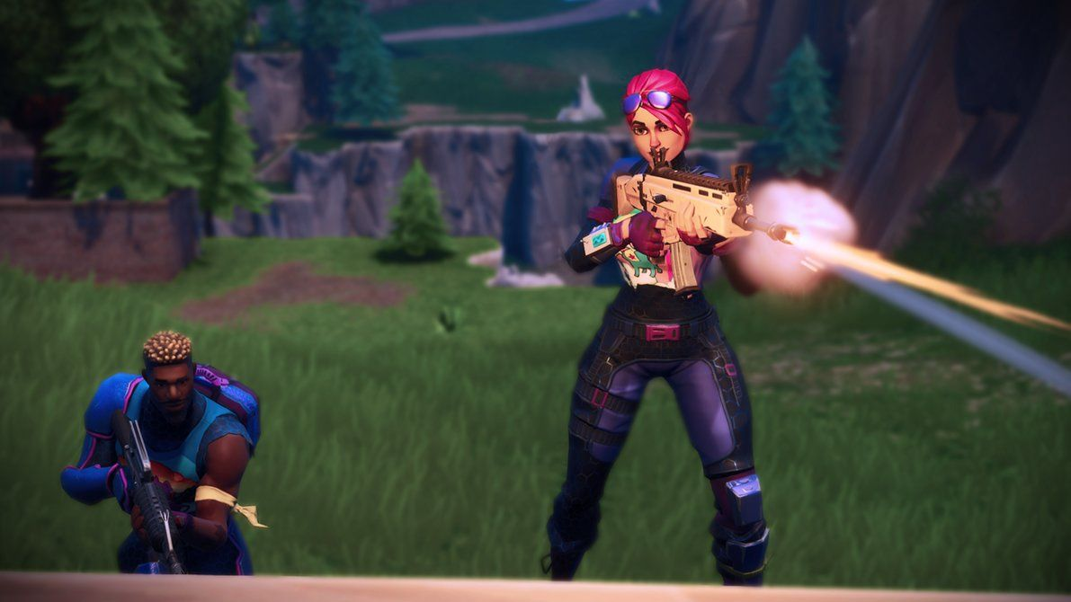 The Bright Bomber Fortnite Wallpapers   Top The Bright Bomber 1191x670