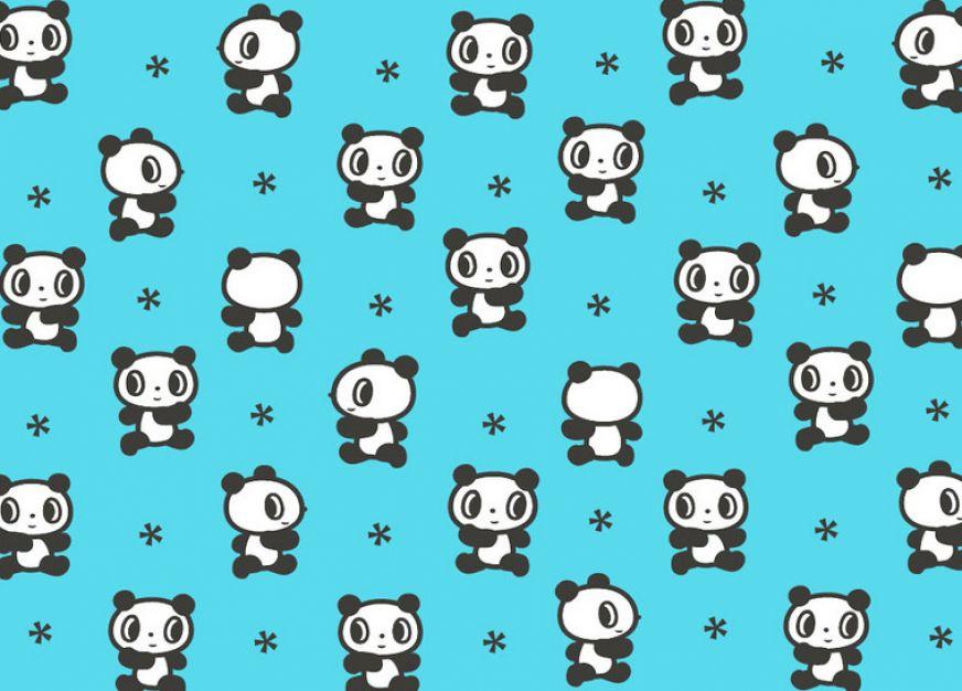 Cartoon panda bear wallpaper pictures 3 872x626