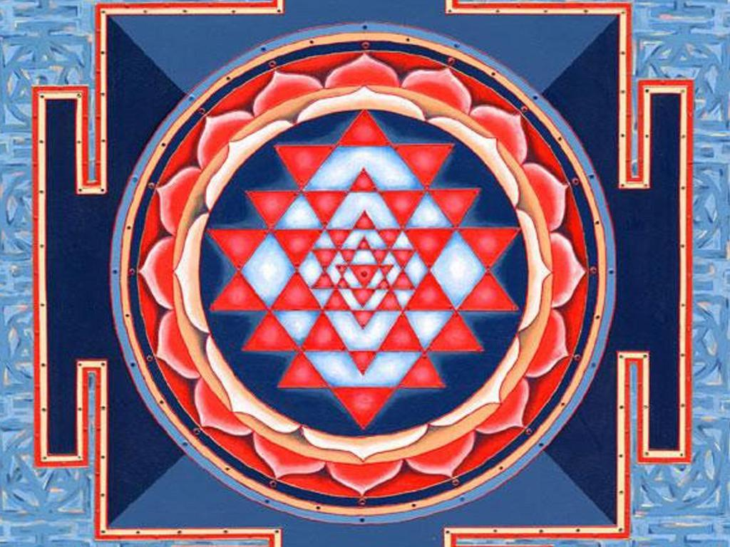 Sri Yantra Wallpaper Wallpapersafari