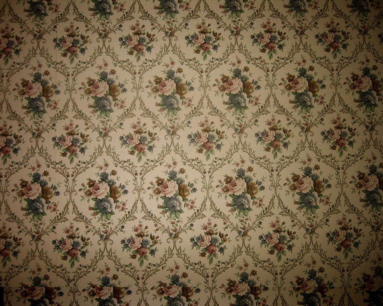 wallpaper Patterns OldtimeWallpaperscom   Antique wallpapers 1280x1024