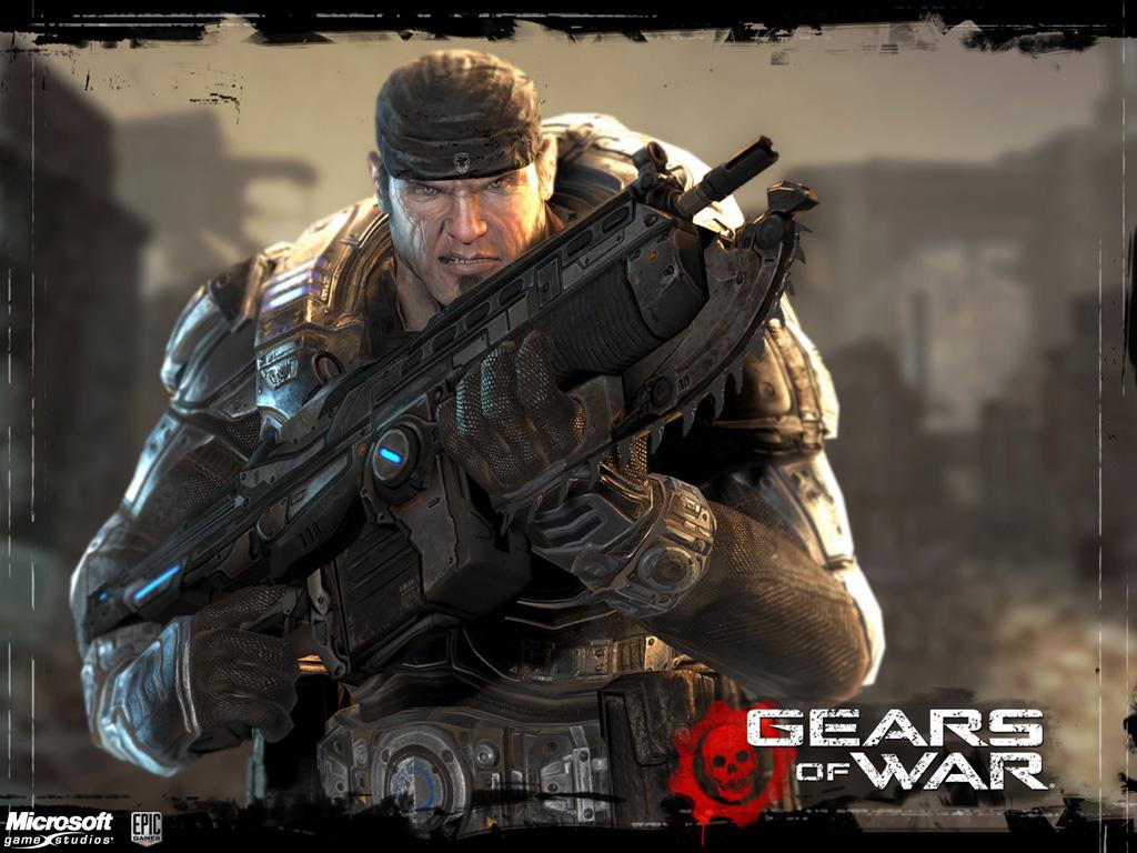Wallpaper de Gears of War 1024x768