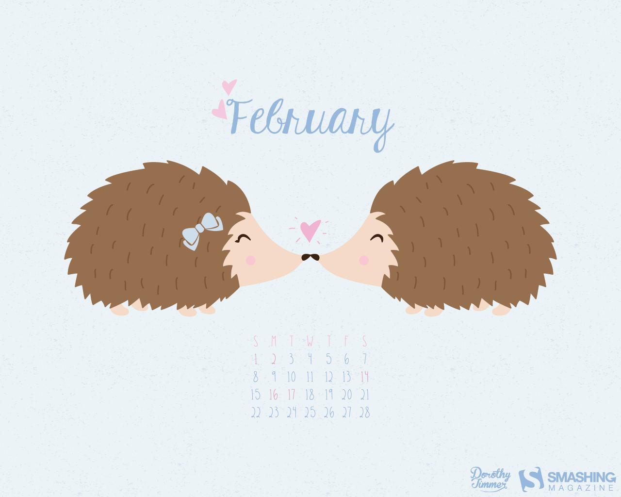 Desktop Background Calendar February Wallpapers Ideas 1280x1024