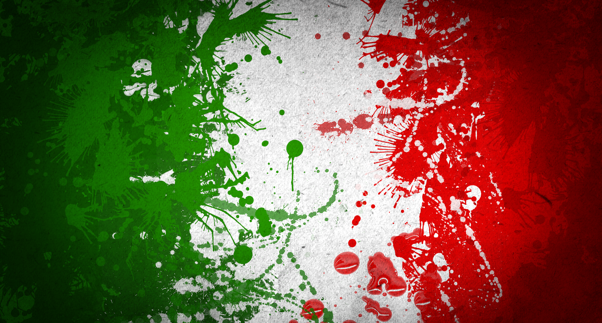 Mexican Flag Wallpaper Designs Flag art italy wallpaper 1920x1030