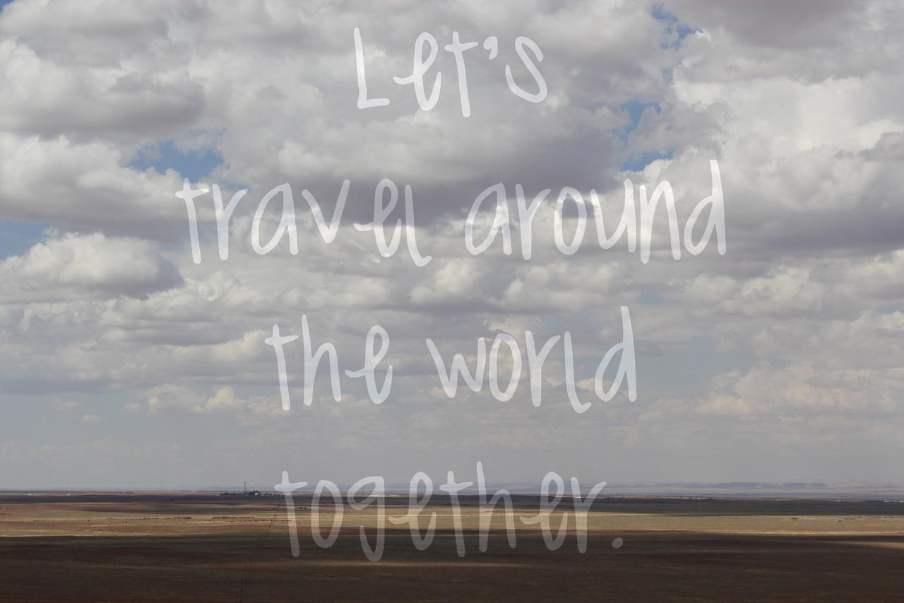 Travel Theme Wallpaper Wallpapersafari
