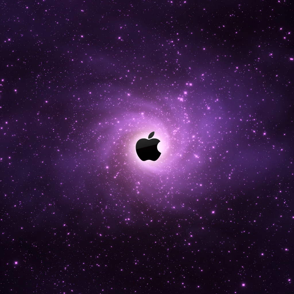 iPad Wallpapers Cool apple logo 5   Apple iPad iPad 2 iPad mini 1024x1024