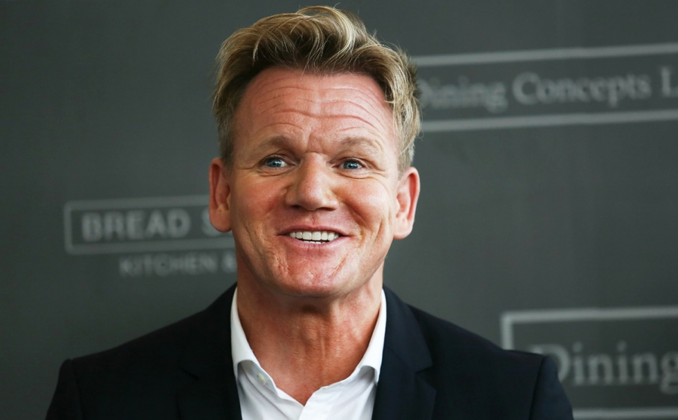 Free Download 980x608 Gordon Ramsay Wallpapers 980x608 For