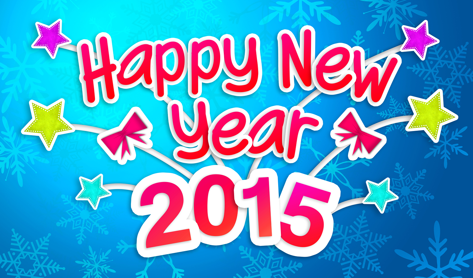 Happy New Year 2015 Event Wallpaper HD Wallpaper WallpaperLepi 1600x942