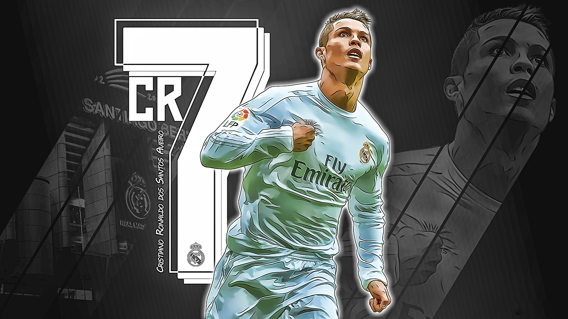 Cr7 Wallpapers 2016 1920x1080