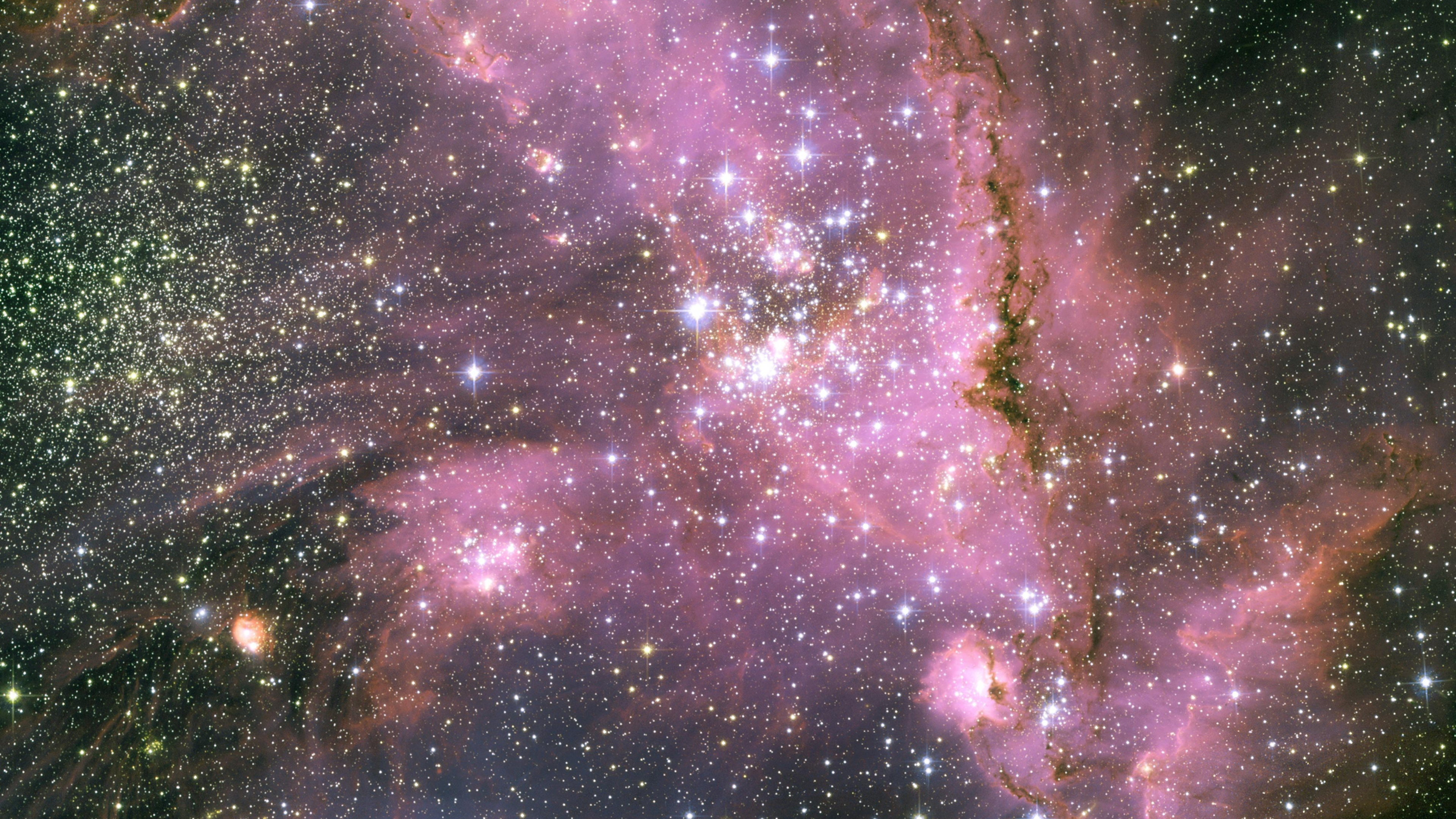 4k Galaxy Wallpaper Wallpapersafari