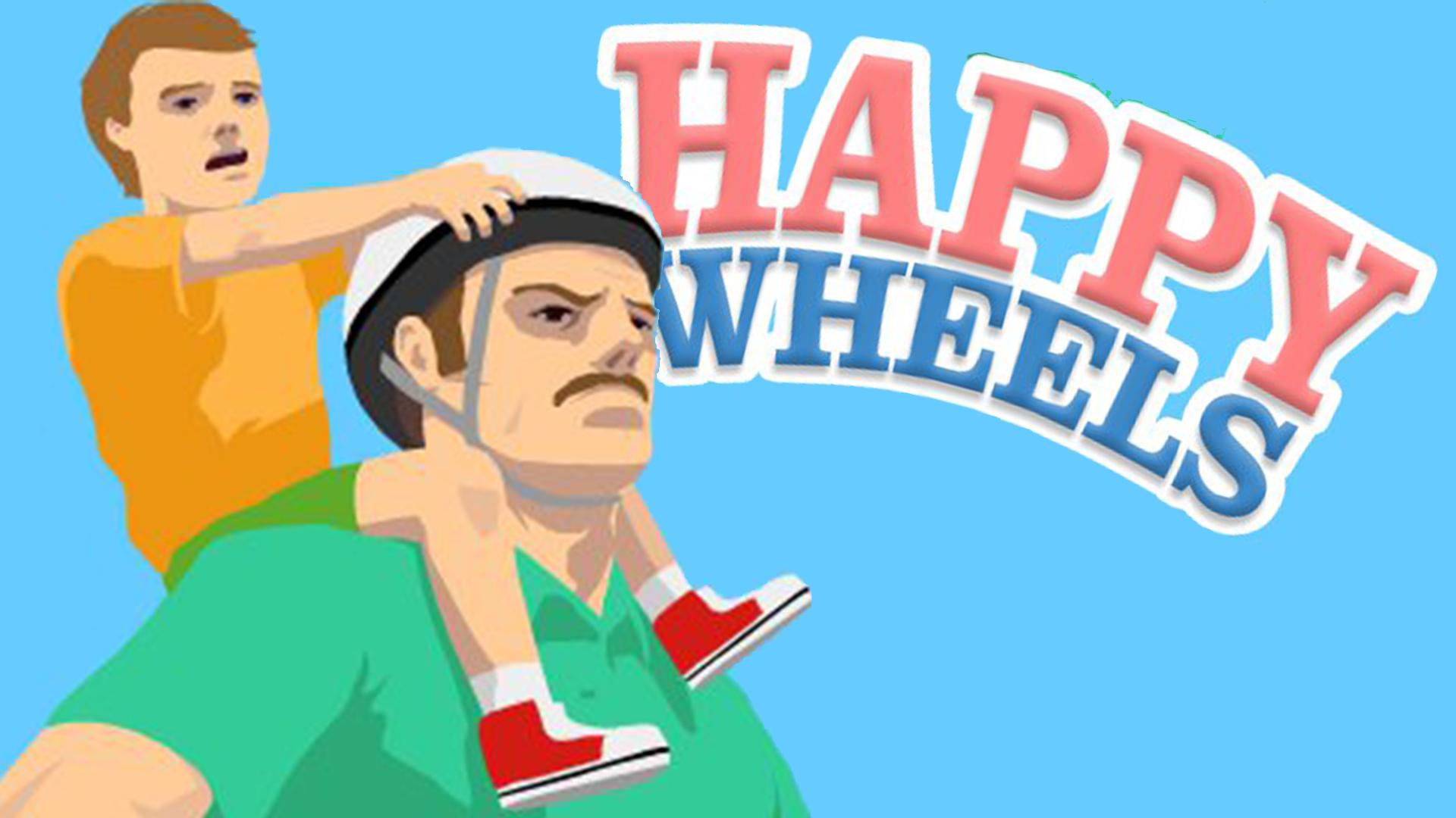 Pin Happy Wheels Thumbnail 1920x1080