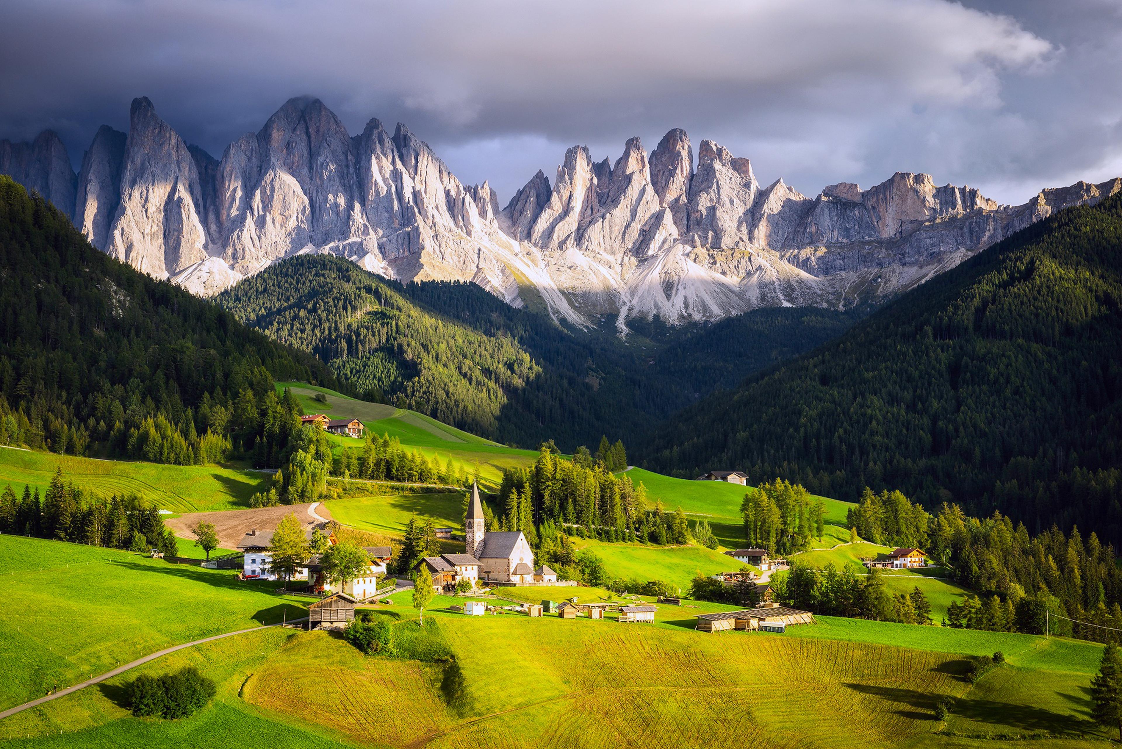 Italy countryside wallpaper wallpapersafari - Italy screensaver ...