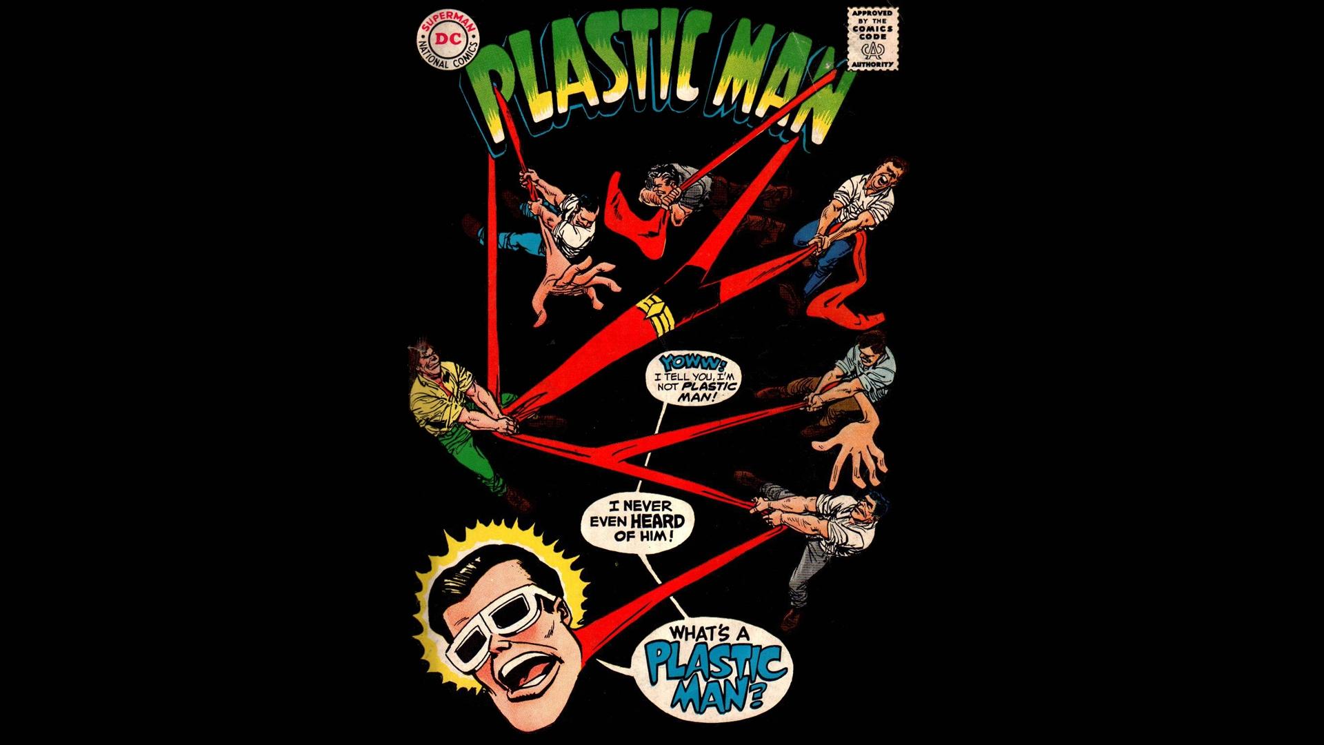 Plastic Man Wallpaper 2   1920 X 1080 stmednet 1920x1080