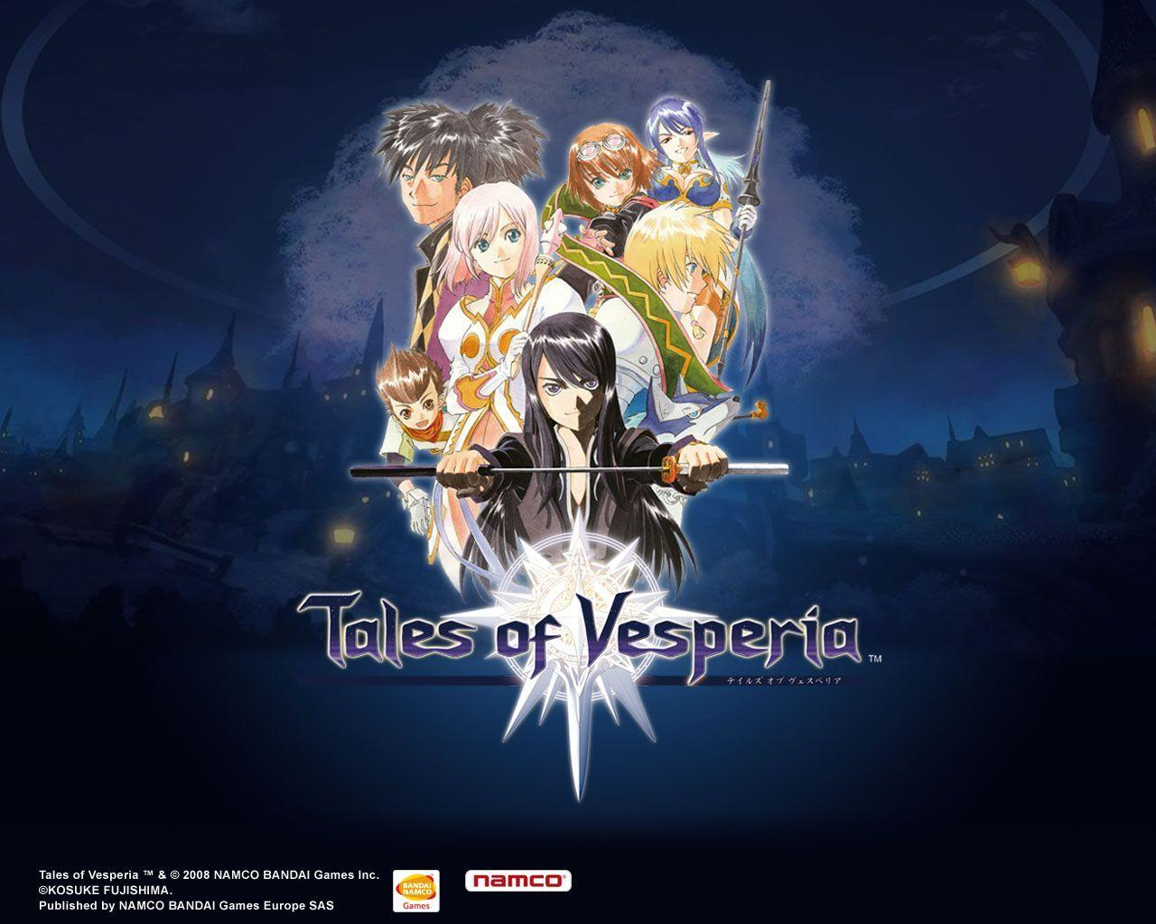 70 Tales Of Vesperia Wallpaper On Wallpapersafari