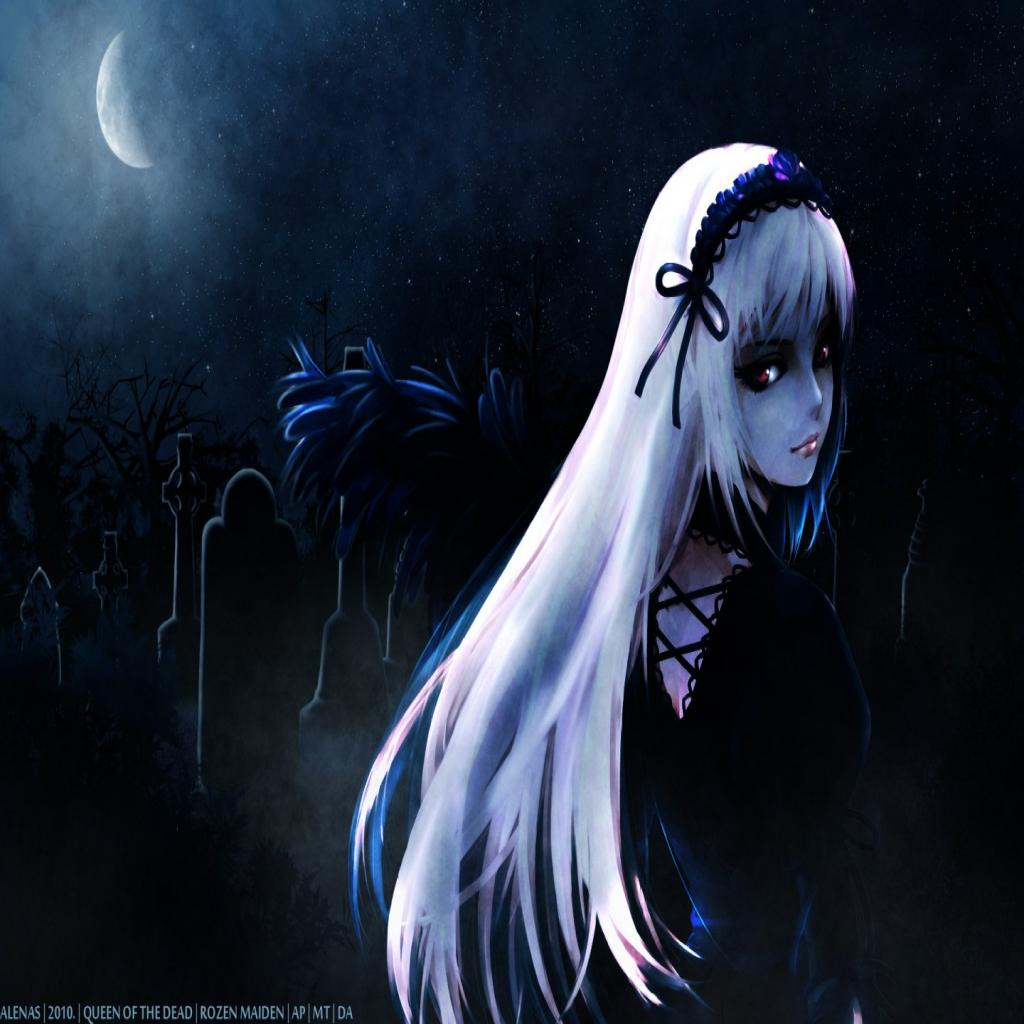 [46+] Dark Anime Wallpaper HD On WallpaperSafari