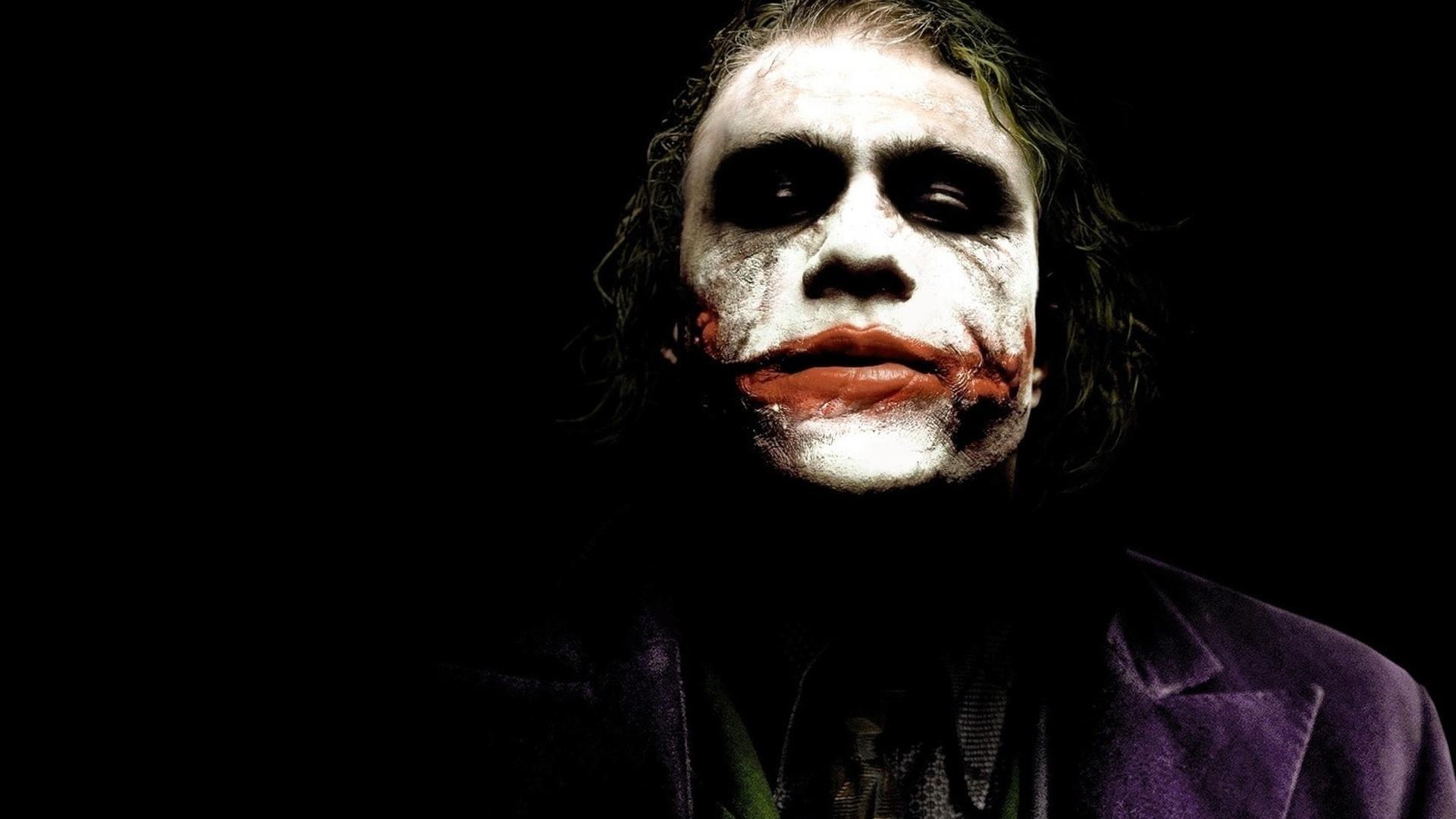 HD Heath Ledger Joker Wallpaper Download High Resolution 1920x1080