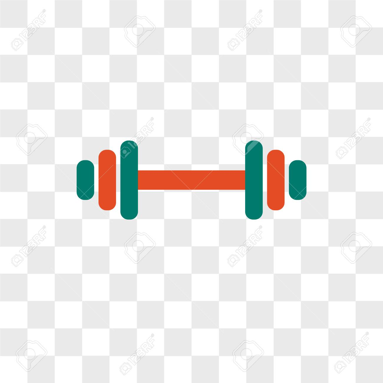 Strongman Vector Icon Isolated On Transparent Background 1300x1300