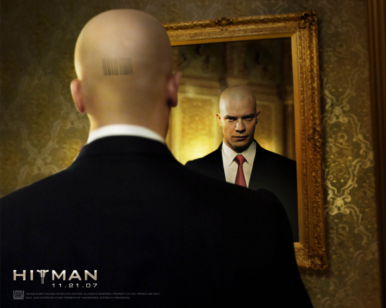 Hitman   Movies Wallpaper 433258 1280x1024