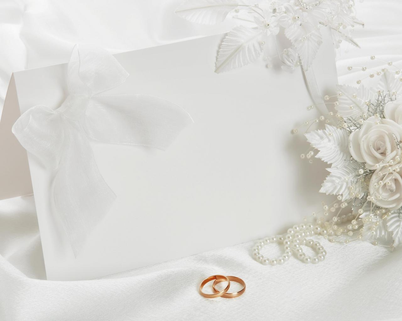 Free Wedding Invitation Background Images: Elegant Wedding Wallpaper