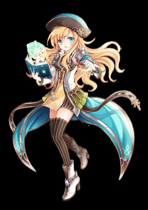 Image   Sorcerer conceptpng   Aura Kingdom Wiki 500x711
