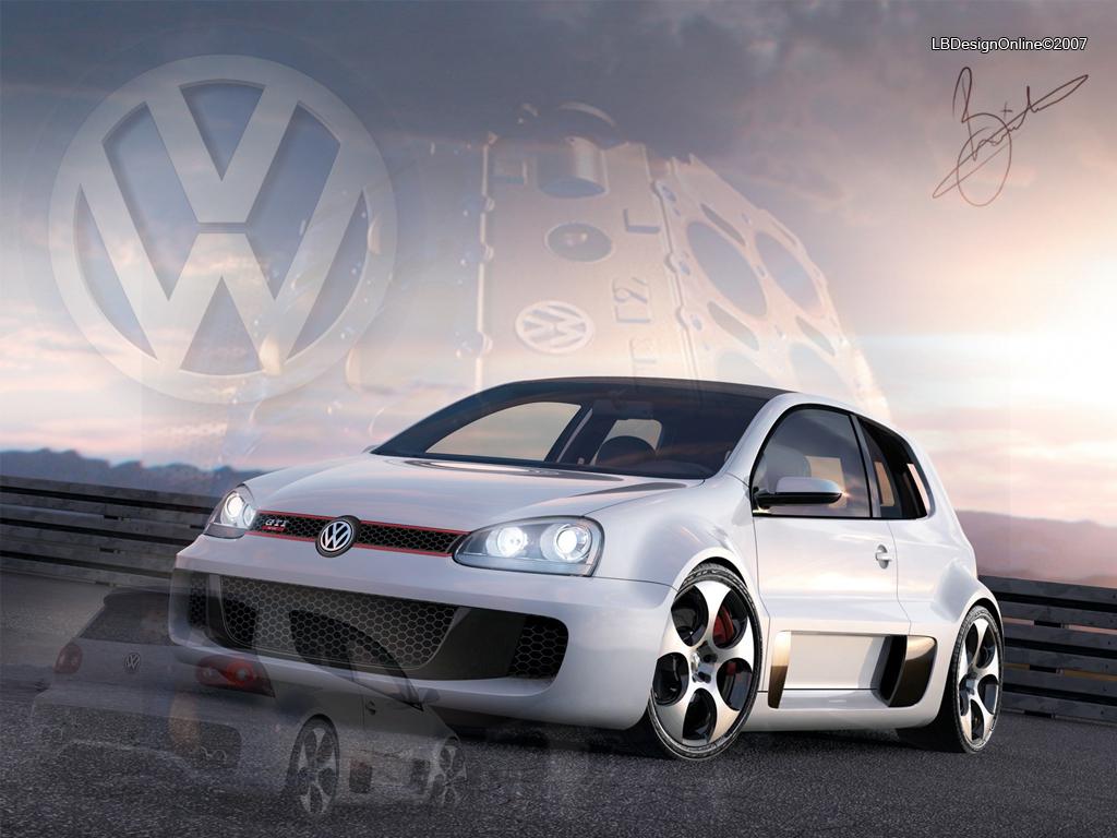 Volkswagen HD Wallpapers 1024x768