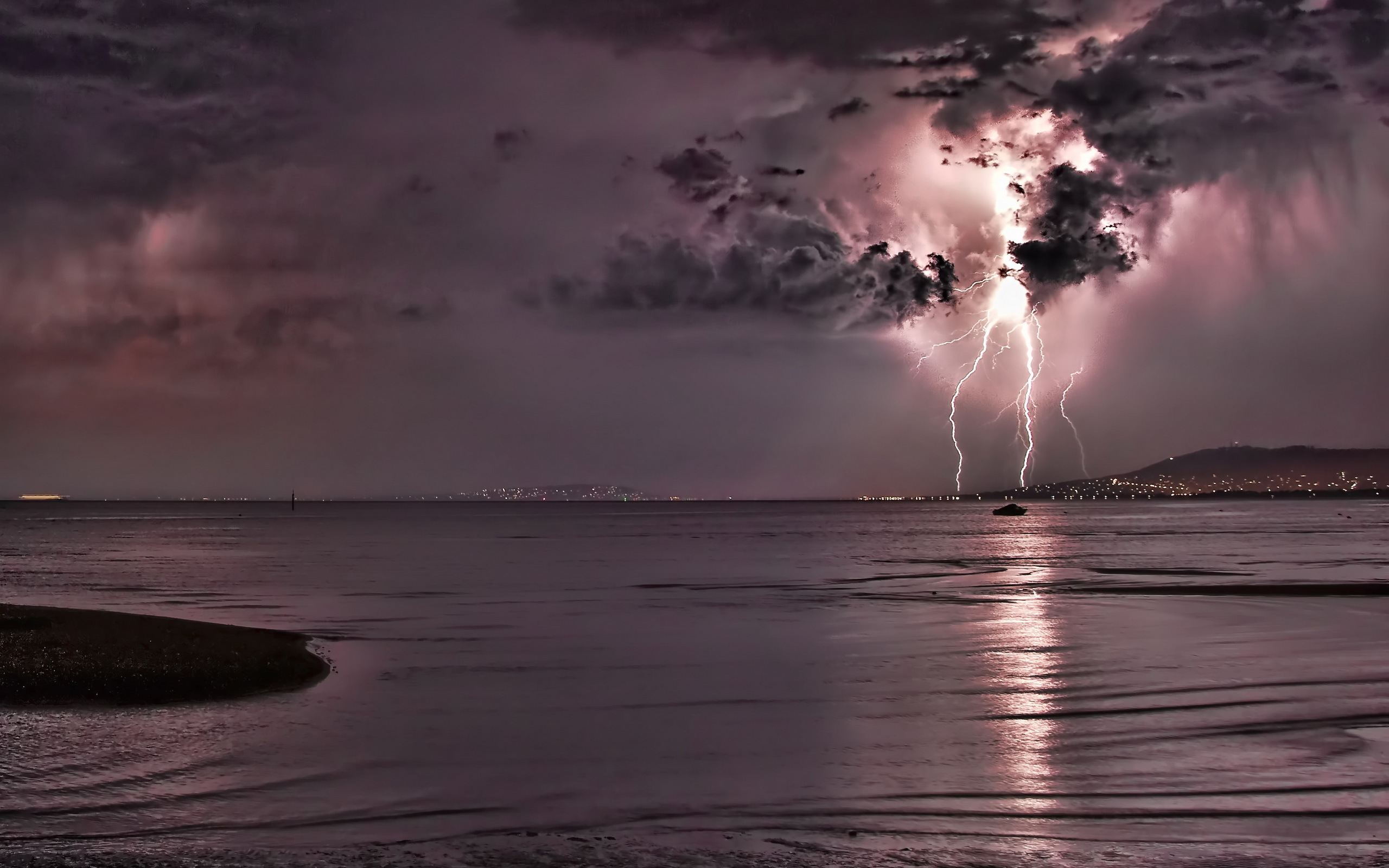 Thunderstorm Wallpaper 2560x1600px 905088 2560x1600