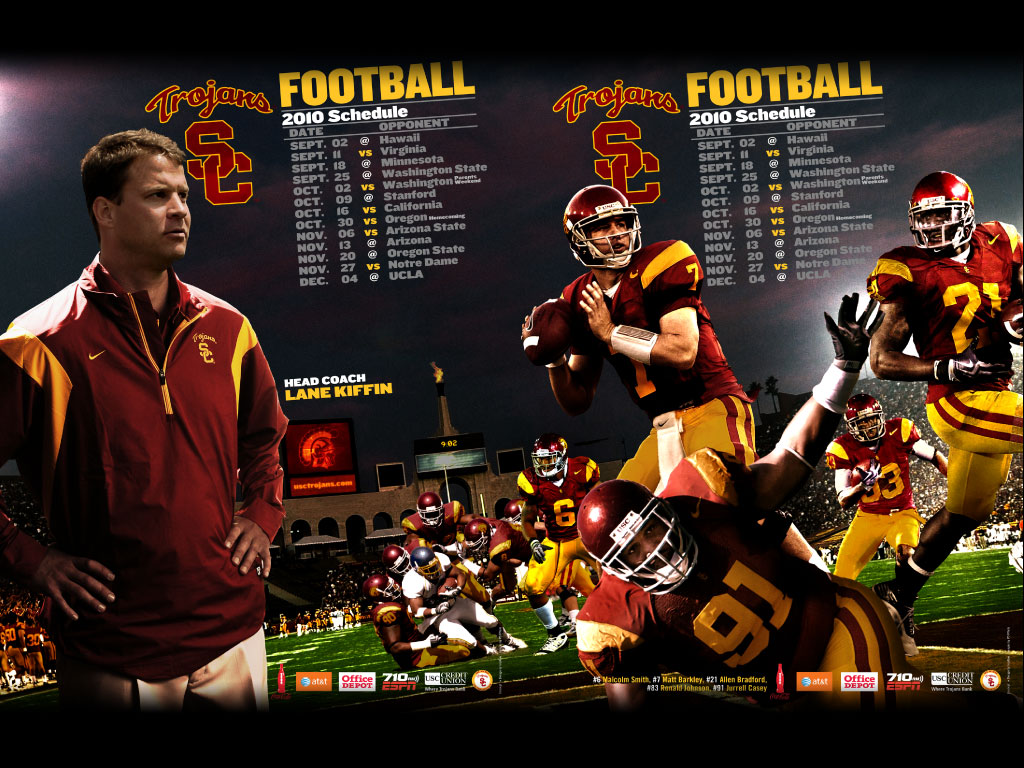 Trojan Football Wallpaper   USC Trojans 1024x768