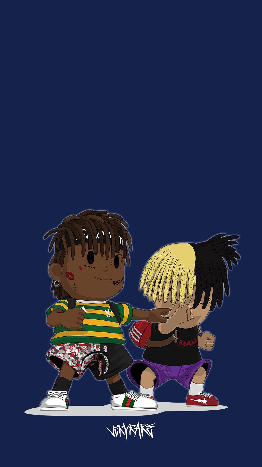 Lucas and Ness Wallpaper XXXTENTACION 1080x1920
