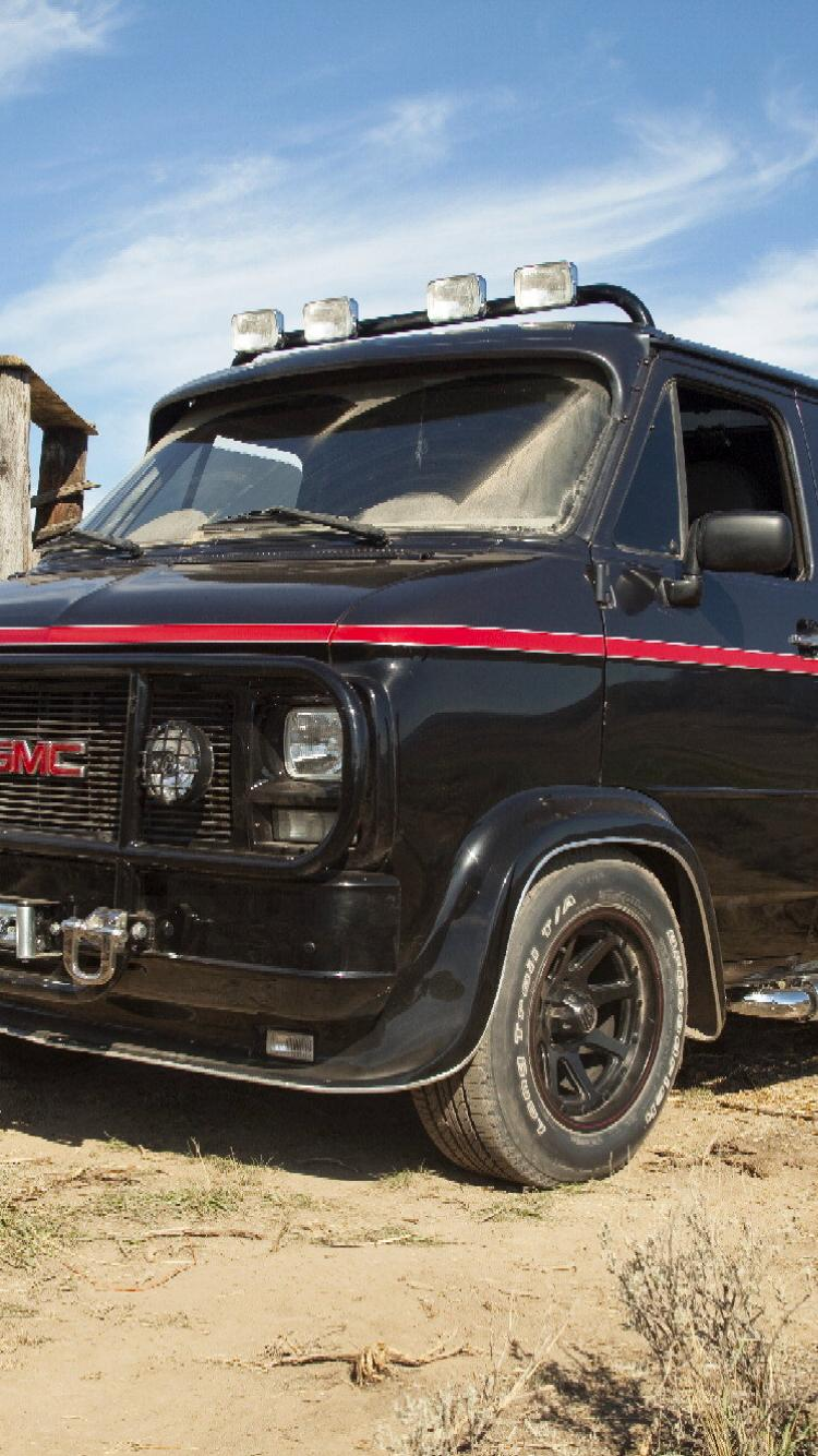 the a-team van vehicle Mobile resolutions: 640x960 640x1136 750x1334