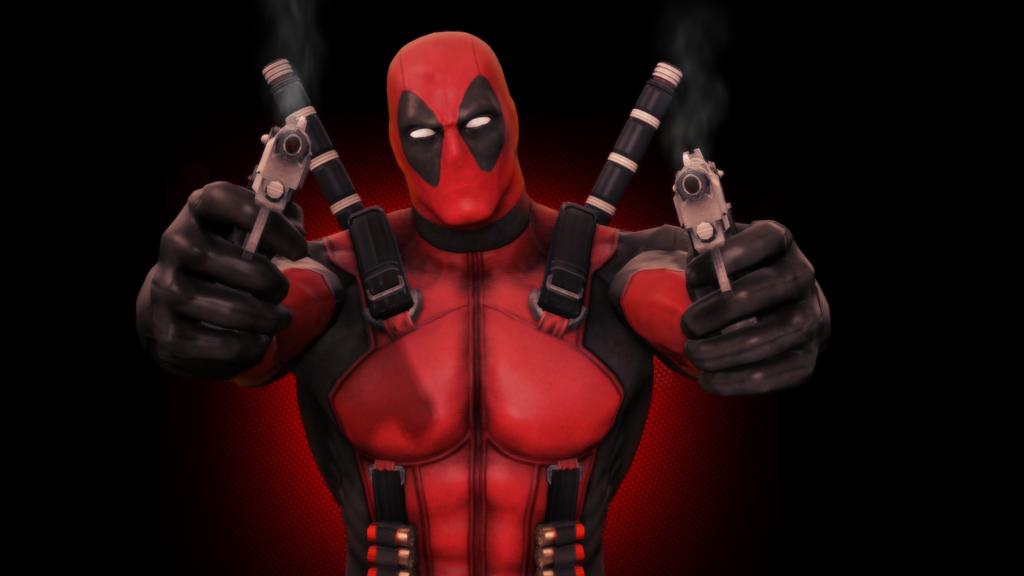 Deadpool Movie Wallpapers 1024x576