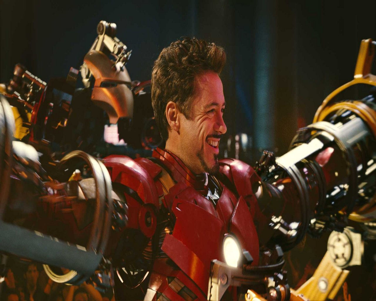 Iron Man Armor Wallpaper