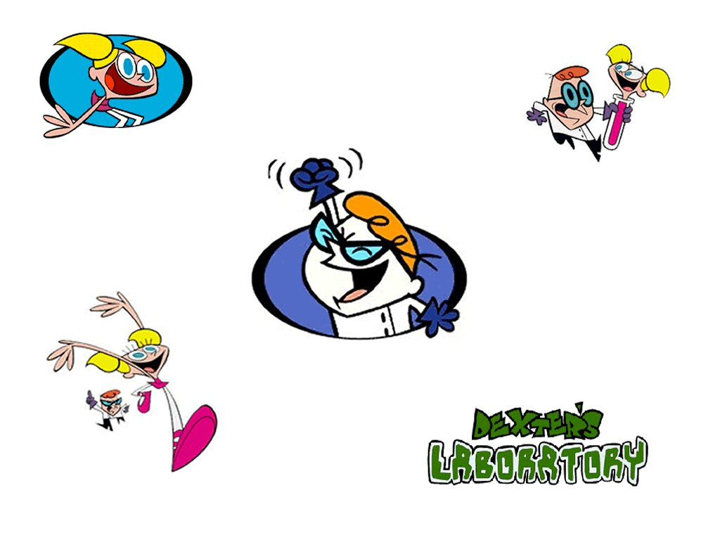 Dexters Laboratory Wallpapers 3 1024x768