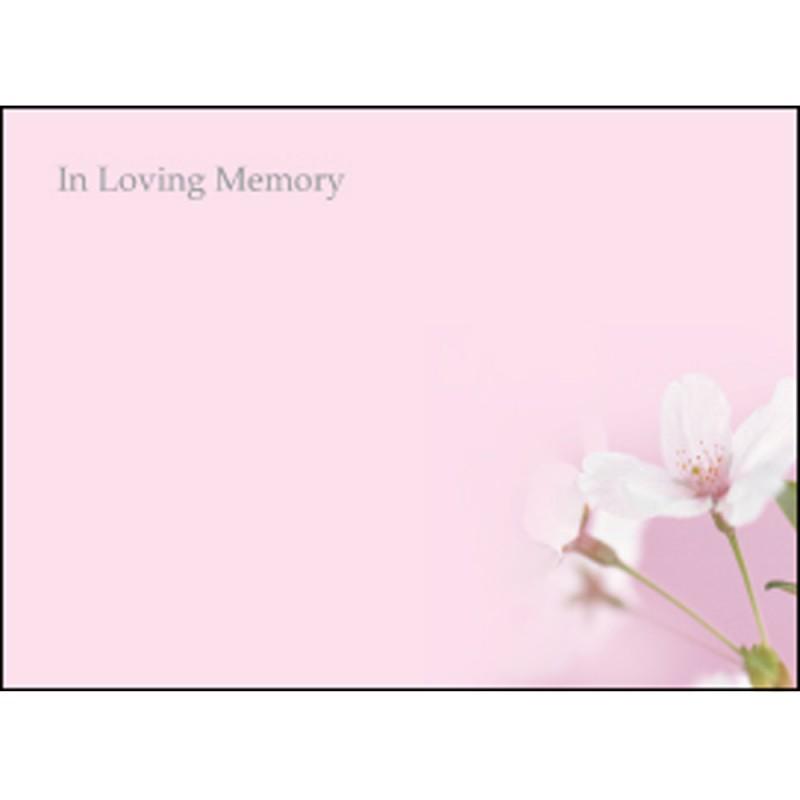In Loving Memory Backg...