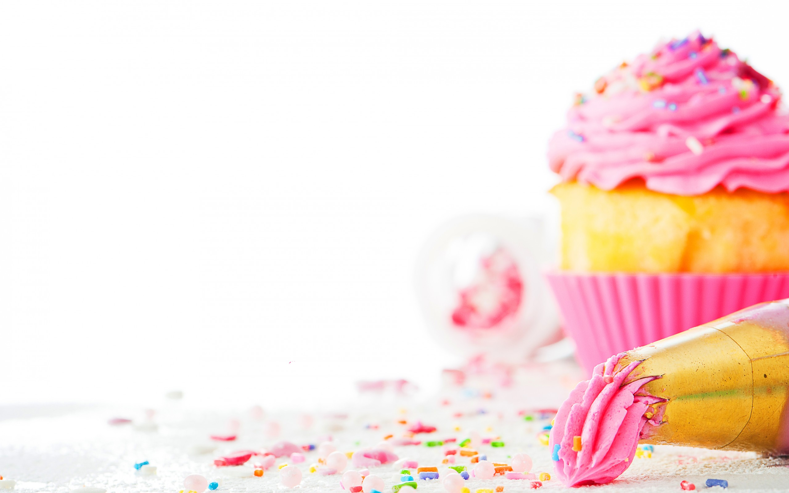 Food   Cupcake Wallpaper 2560x1600