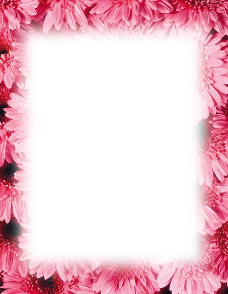 free flower clip art borders clip art borders clip art 466x600