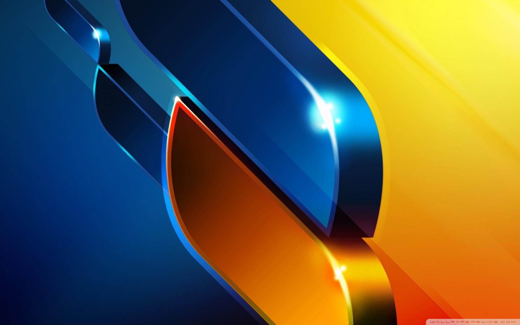 Firefox Dual Monitor 4K HD Desktop Wallpaper for 4K Ultra HD TV 1680x1050