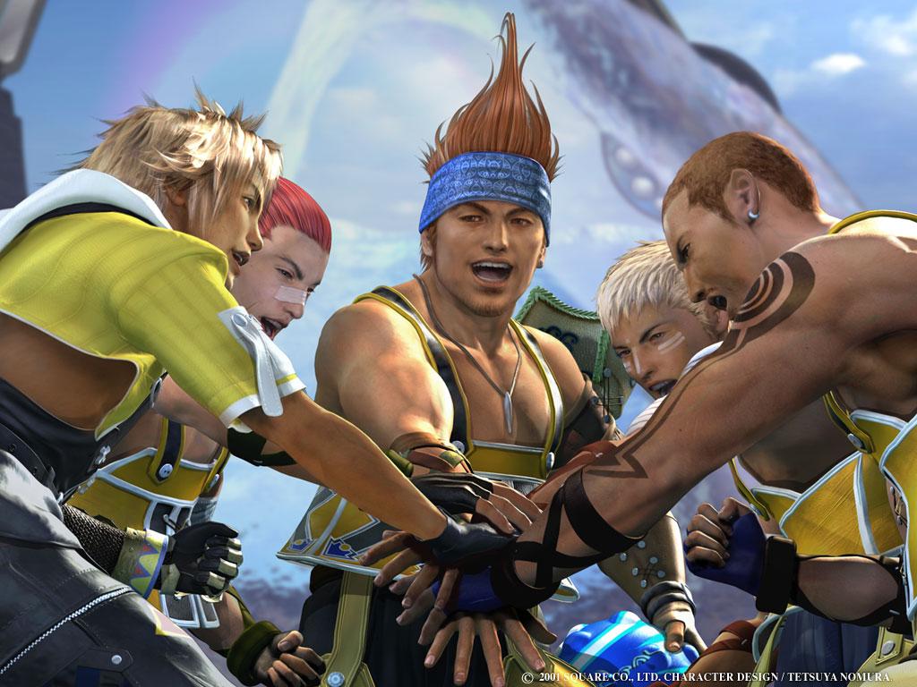 Final Fantasy X FFX FF10   Wallpapers 1024x768