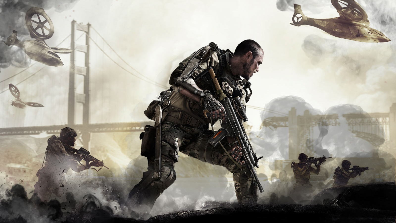 Call Of Duty Advanced Warfare 2014 1600 x 900 Download Close 1600x900