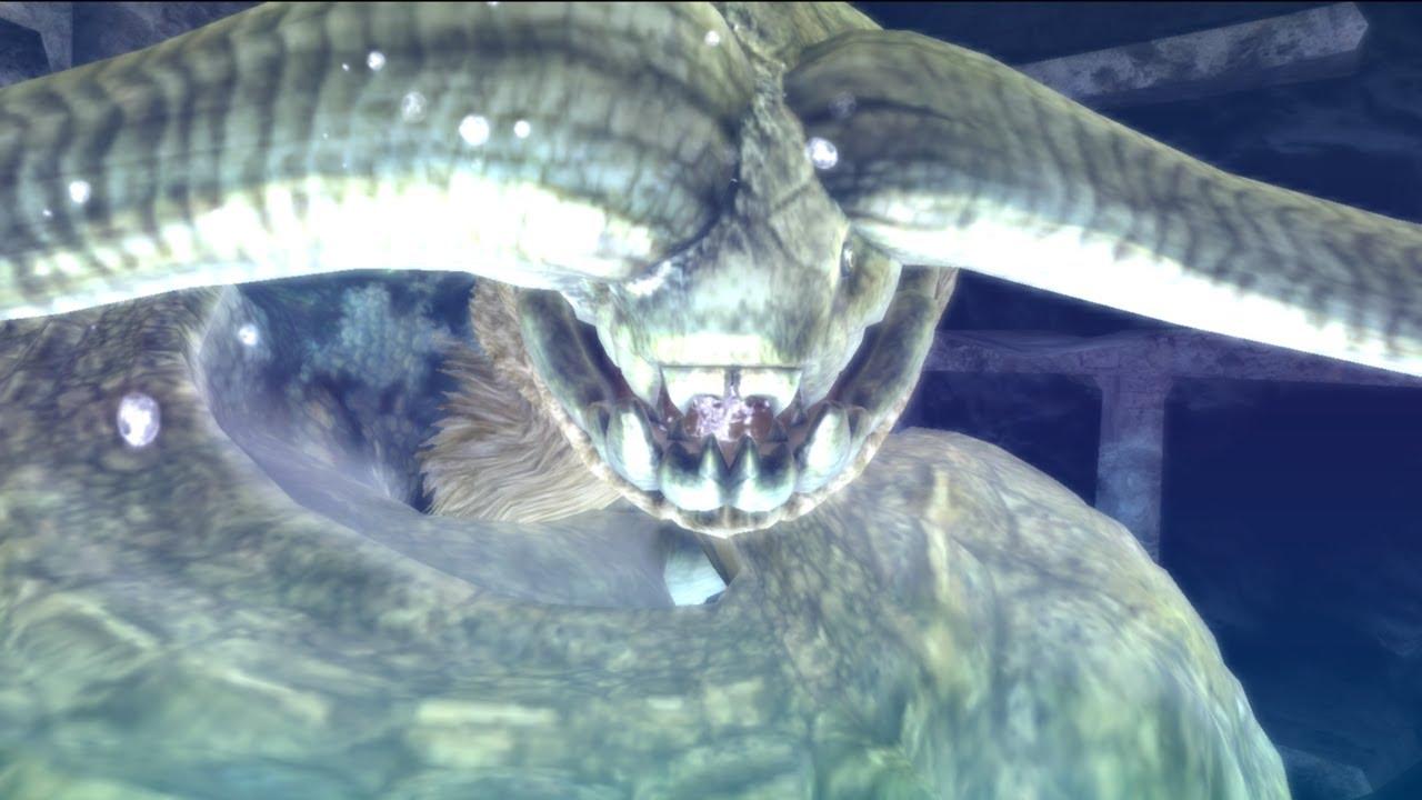 Monster Hunter 3 [Tri]   Ceadeus Dragonator 1280x720