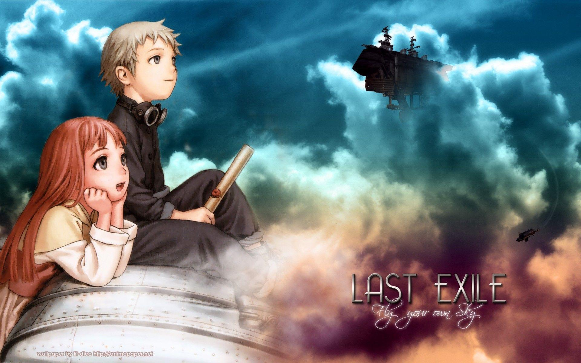Last Exile Wallpapers 1920x1200