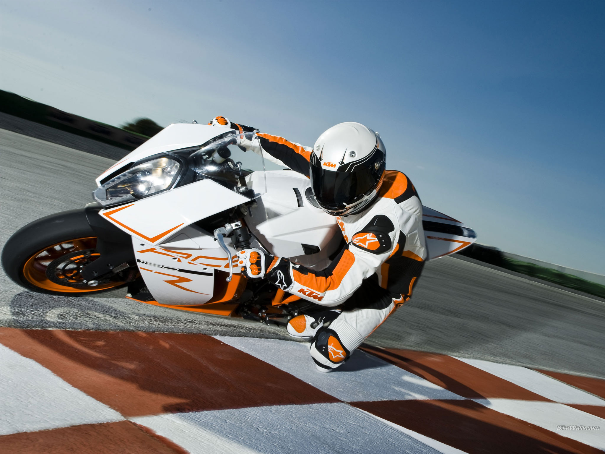 KTM RC8 R 1024 x 768 wallpaper 2048x1536