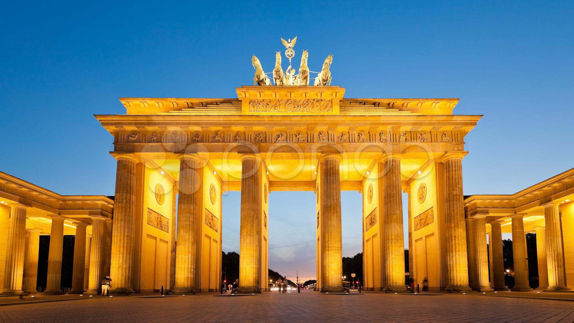 Brandenburg Gate Wallpaper 11   1920 X 1080 stmednet 1920x1080