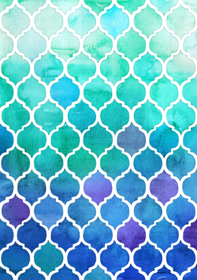 Purple ombre wallpaper wallpapersafari Ombre aqua wallpaper